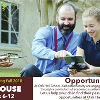 Open House for Grades 6-12