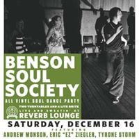 Benson Soul Society at Reverb Lounge