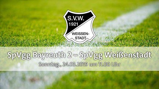 SpVgg Bayreuth 2 - SpVgg 1921 Weienstadt Damen