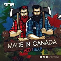 Made in Canada RedBlue Tour with Adventure Club Fri Jan 13th