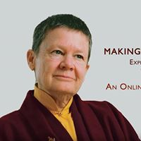 Pema Night Dharma Talk Making Friends With Yourself (WESTSIDE)