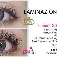Corso Laminazione&ampLifting Ciglia LCN