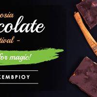 Nicosia Chocolate Festival 2017 - Its time for magic