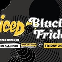 Juiced Black Friday at Switch - 1.50 drinks - 1 Entry