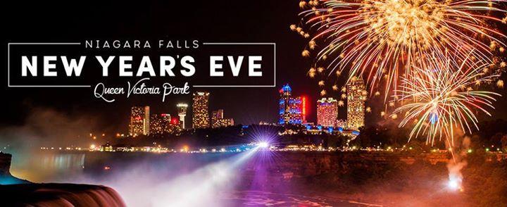 Niagara Falls New Years Eve 2018 | Niagara Falls