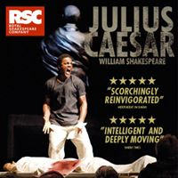 Julius Caesar performed by the RSC