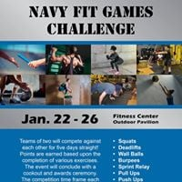 Navy Fit Games Challenge