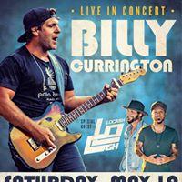 Billy Currington and Lo Cash Live at Avila Beach Resort