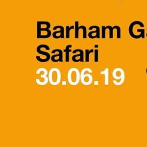 Barham Garage Safari 2019