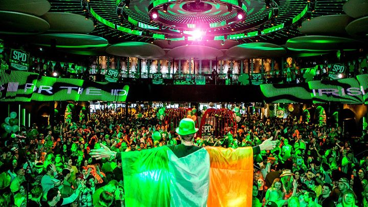 Ottawa St Patricks Day Party at The Bourbon Room  Sat March 17