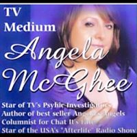 Psychic  Detective workshop with Angela McGhee