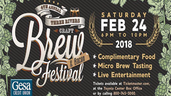 4th Annual Three Rivers Craft Brew U0026 Bacon Festival