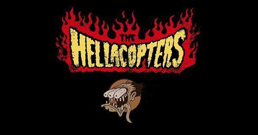 The Hellacopters I Kln I E-Werk