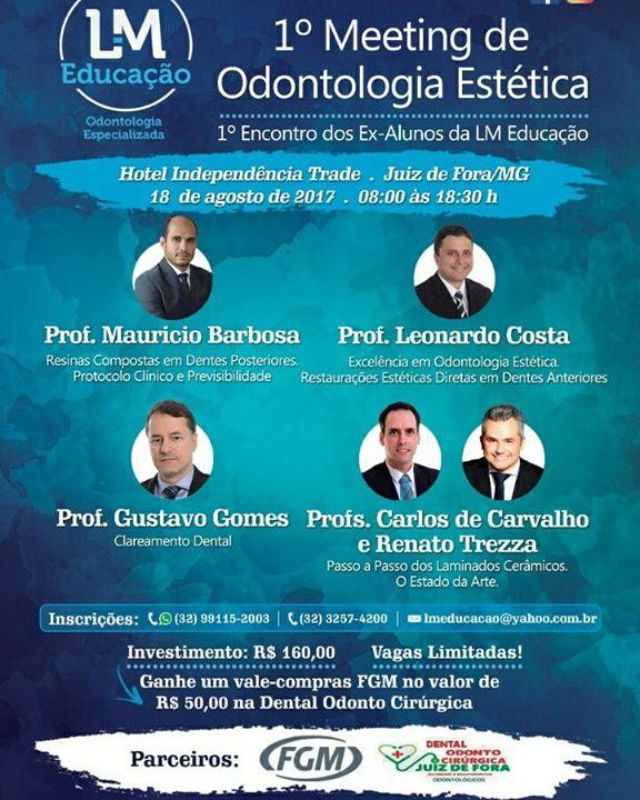 Meeting De Odontologia Estetica At Independencia Trage Hotel Juiz