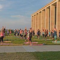 SunRISE Yoga at VA War Memorial