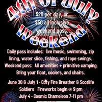 4th of July Weekend Celebration