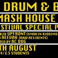 RAW Drum &amp Bass Festival Special Part 2 5AM Licence