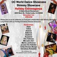 OC World Dance Showcase Holiday Extravaganza