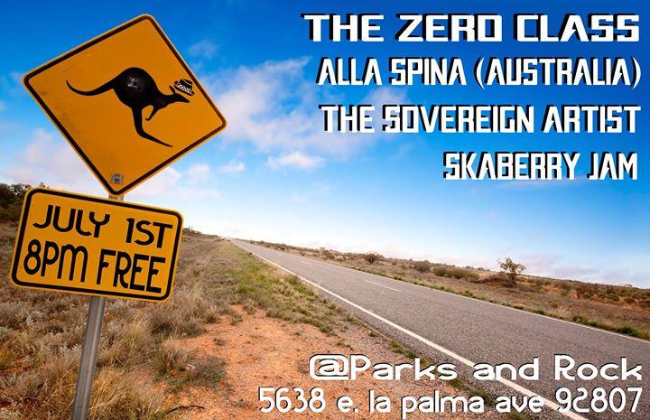 The Zero Class Alla Spina (Australia) Sovereign Artist  More