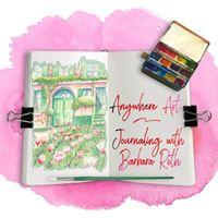 Anywhere Art Journaling w Barbara Roth