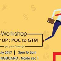 STEP UP POC to GTM Workshop