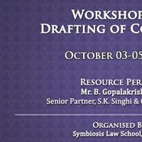 Three Days Workshop on Drafting of Contract