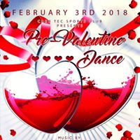 Carr-Tec Sports Club Valentines Dance