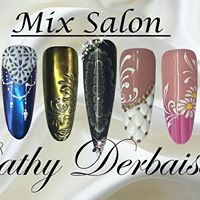 Formations ongles Nail Art mix salon avec Cathy Derbaise