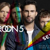 Especial Maroon 5 e Poppers l Double Vodka - 23h