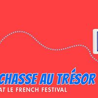 Treasure Hunt at Le French Festival