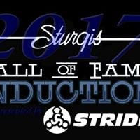 Sturgis Hall of Fame Induction Ceremony - During the Rally