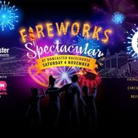 Fireworks Spectacular in conjunction with Hallam FM