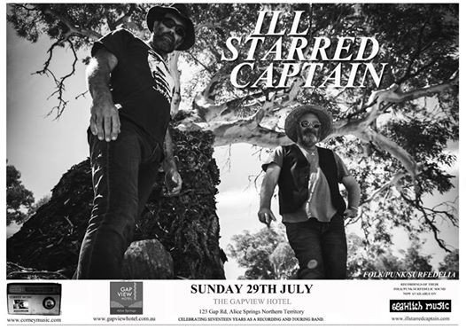Ill Starred Captain