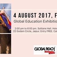 Global Edu. Exhibition Jaipur 2017