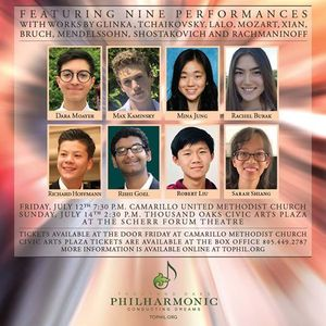 Thousand Oaks Philharmonic OPUS 55