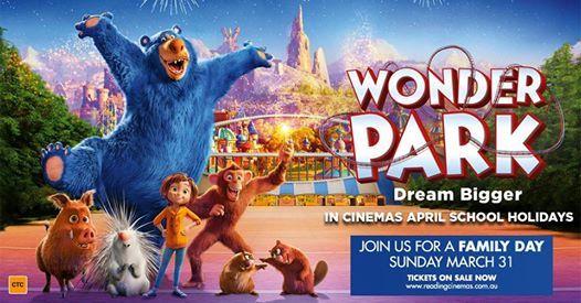 Wonder Park  Family Day
