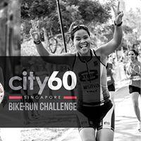 CSC City60 Bike-Run Challenge