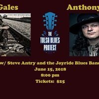 Joyride opening for Anthony Gomes and Eric Gales