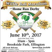 Community Awareness Day  Whiffleball marathon fundraiser