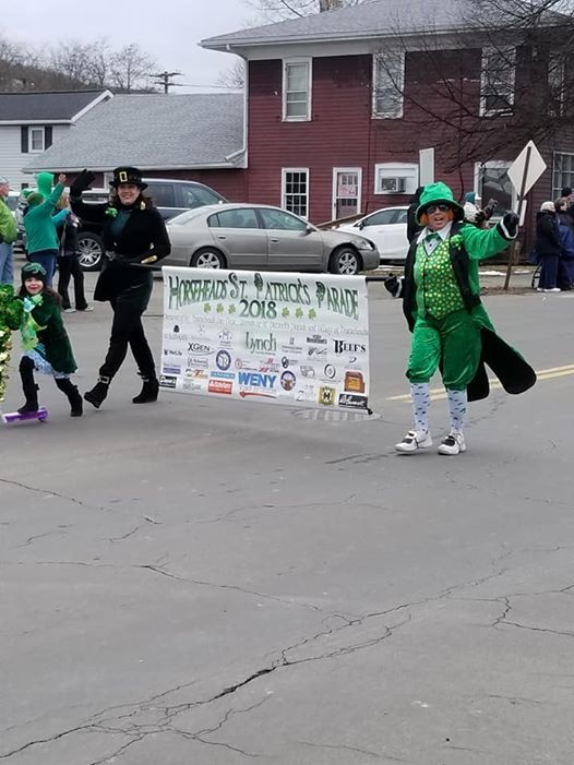 Horseheads St. Patricks Parade