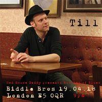 Till at Biddle Bros London