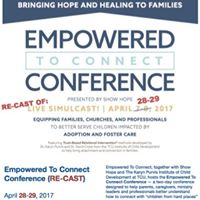 Empowered to Connect Simulcast- Recast 2017