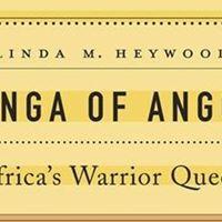 Lapidus Center Presents Njinga of Angola Africas Warrior Queen