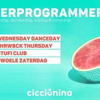 Zomer Programma WEEK 4
