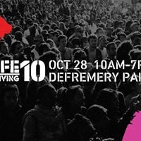 10th Annual Life Is Living Festival - New Date
