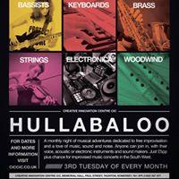 Hullabaloo  Improvisation Music Voice &amp Collaboration