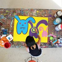 Art Workshops with Inocente ages 8