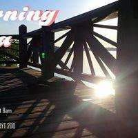 Morning Yoga at Bell Park with John Ahonen