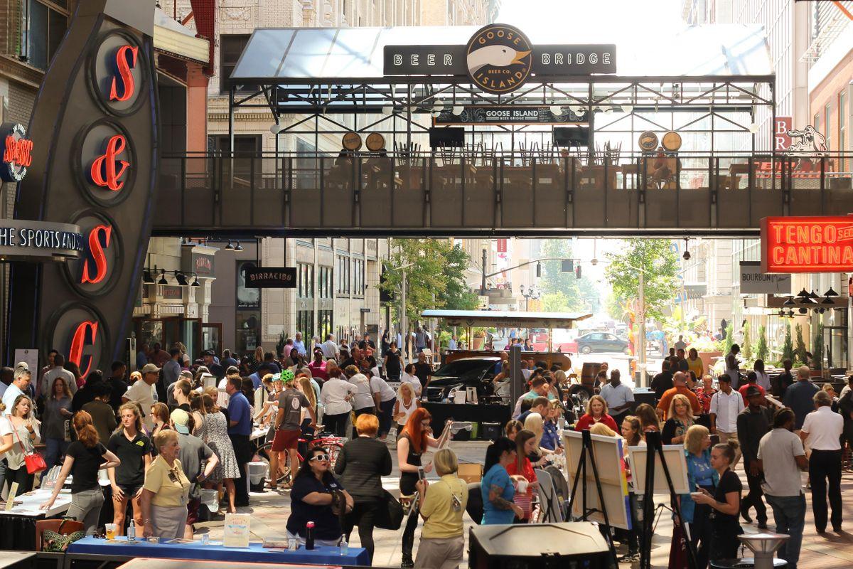 Louisville Tourism Spring Attraction Showcase