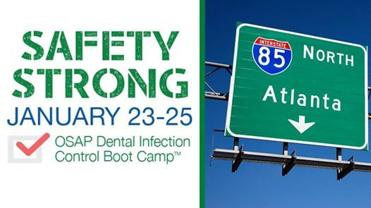 Dental Infection Control Boot Camp
